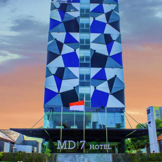 depan md7 hotel